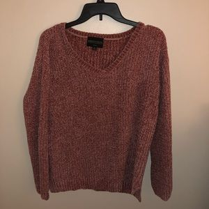 New York comfy knit sweater M